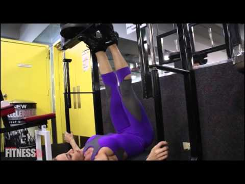 Real Strength with Ava Cowan - Building Your Body Part 1  - LEGS