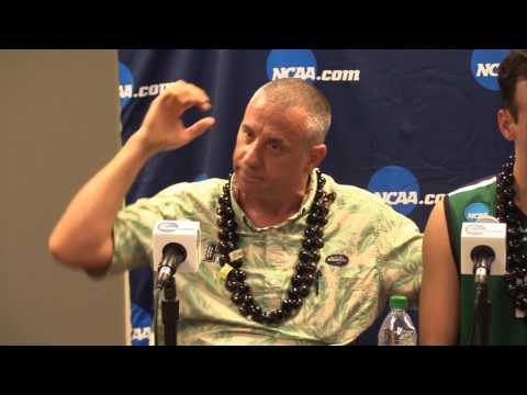 Hawaii Men's Volleyball Post-Match Press Conference vs. Ohio State - NCAA Tournament - 05-04-17