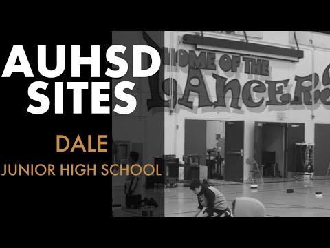AUHSD Sites: Dale Junior High School