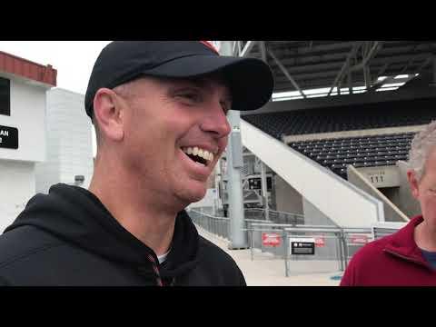 Oregon State Beavers - Beaver's OC Brian Lindgren talks about his return to Boulder!