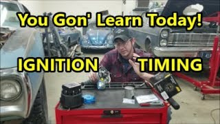 Gambar cover Ignition Timing Explained: Distributor Tuning Theory (Engine Basics 101)