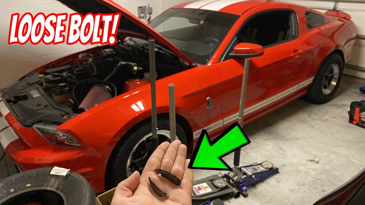 We Found these Metal Chunks in my 1100RWHP GT500... What happened?