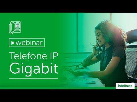 Webinar   Telefone IP Gigabit