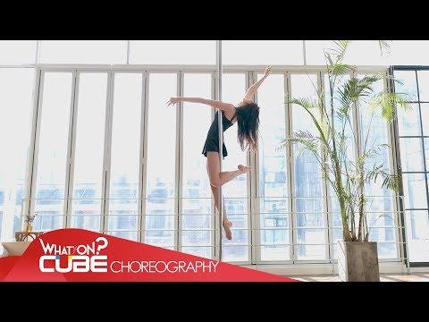 은빈(EUNBIN) - 'Hands To Myself (Pole Dance)' (Performance Video)