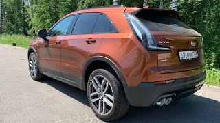 Взял Cadillac XT4 - 9 передач и дизель, лучший кроссовер GM