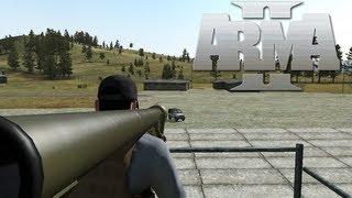 ArmA 2: Wasteland - Utes | Igla 9K38