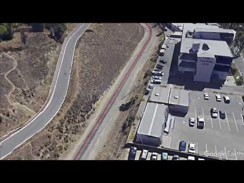 Long Beach Streetcar: Section Three Flyover [San Pedro/Wilmington]