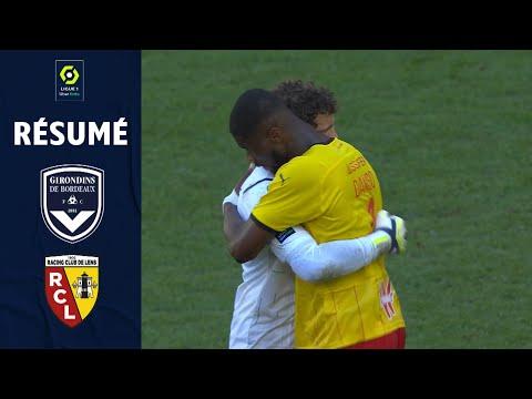 FC GIRONDINS DE BORDEAUX - RC LENS (2 - 3) - Résumé - (GdB - RCL) / 2021-2022