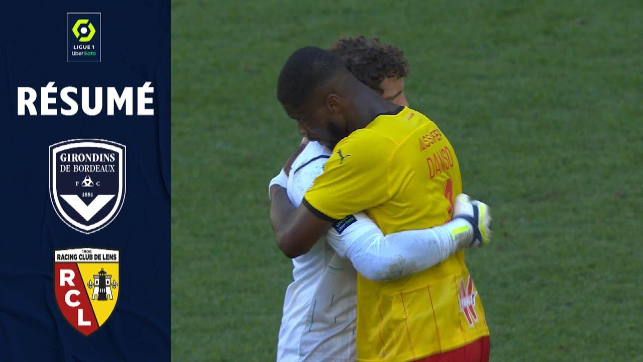 Download FC GIRONDINS DE BORDEAUX - RC LENS (2 - 3) - Résumé - (GdB - RCL) / 2021-2022