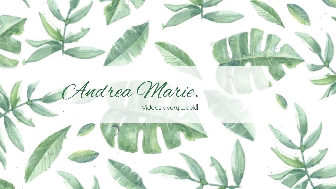 Andrea Marie Live Stream