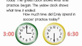 Elapsed Time: How to Solve Elapsed Time on a Number Line
