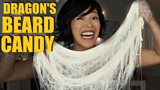 Download DRAGON'S BEARD CANDY Hand-pulled Cotton Candy Recipe - FAILS Included! Mp3 and Videos