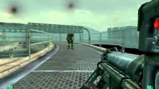 Fallout 3 PC gameplay on ATI Radeon 9600