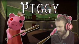 PewDiePie plays piggy!