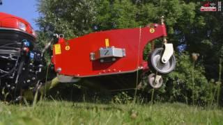 Sievershofer Traktoren Produktclip  Zanon Ryder 2016