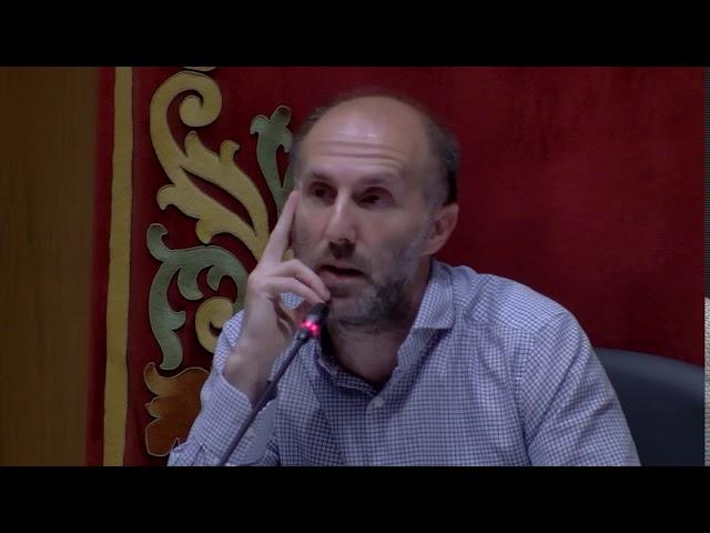Pleno extraordinario en sustitución del ordinario del Concello de Ourense 24/08/2020