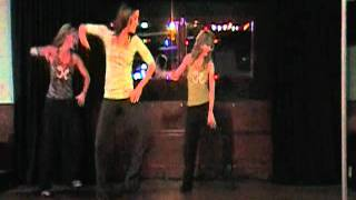 "Mandy of the ""Hickory Chicks"" Dance Choreography: ""The Time/Dirty Bit"" by The Black Eyed Peas"