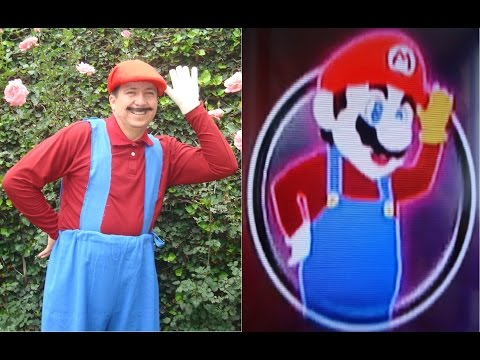 Just Dance 3 - Just Mario - Ubisoft Meets Nintendo