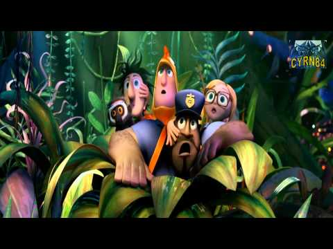 Lluvia de Hamburguesas 2 Trailer Oficial Audio Latino HD (Cloudy with a Chance of Meatballs 2)