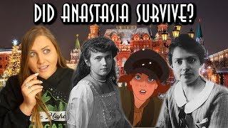 TRUTH About Grand Duchess Anastasia Romanov