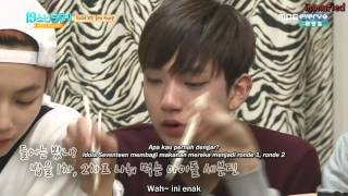 [INDOSUB] Seventeen - One Fine Day Ep 6 part 2