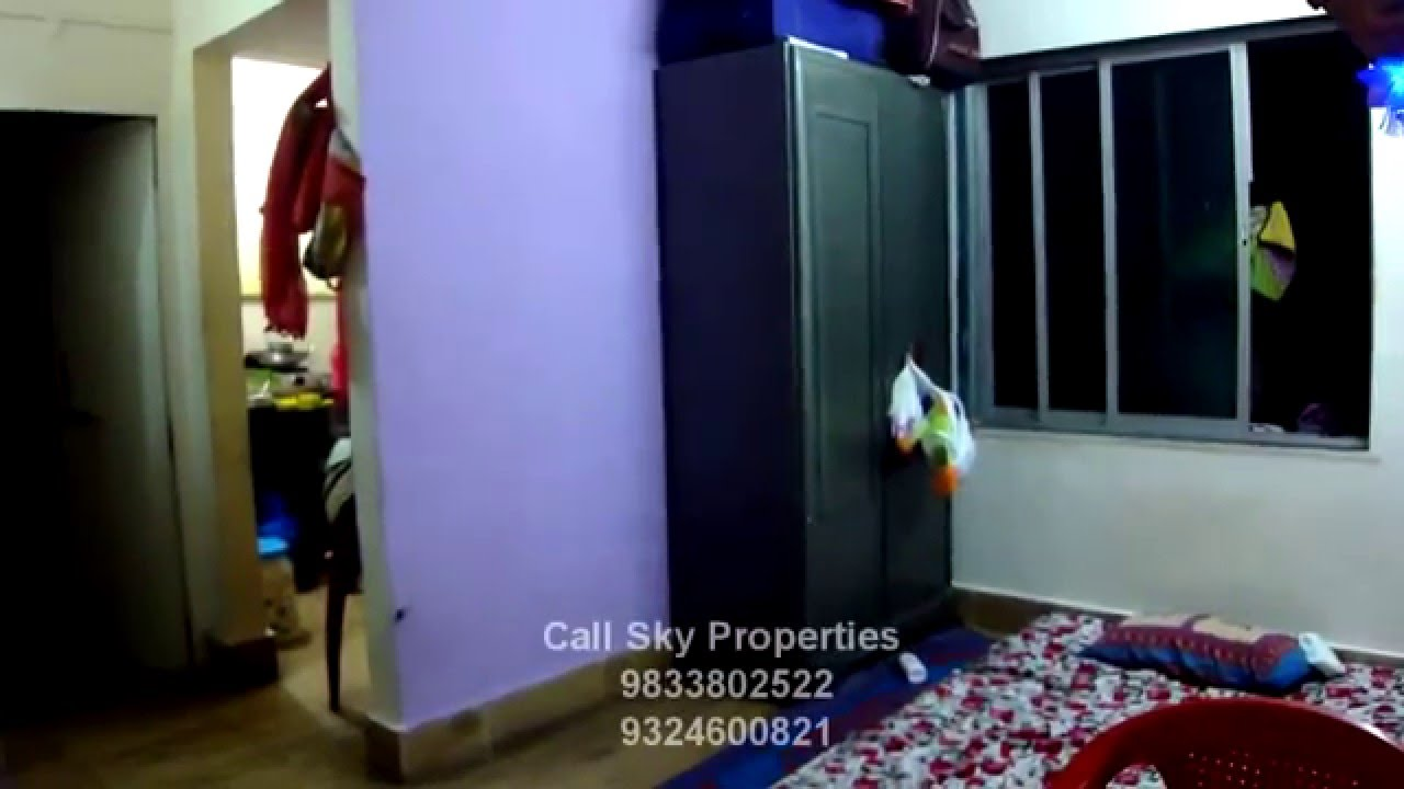 1 room kitchen flat for sale in sanpada - youtube