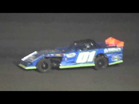 Ark La Tex Speedway Pro Mod A feature part 2 fan night 4/23/16