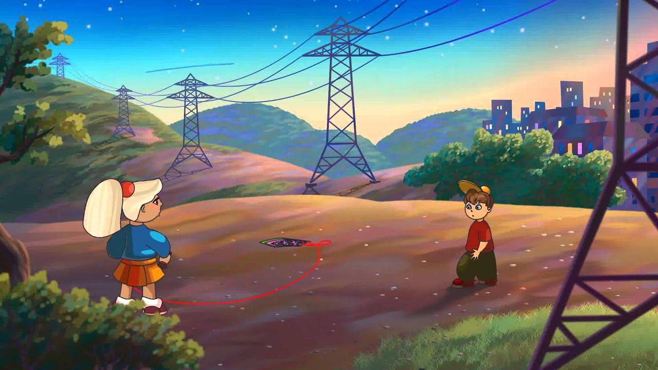 Электробезопасность в мультфильмах i тест группа допуска по электробезопасности