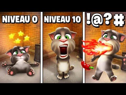 LE PIRE PROPRIÉTAIRE DE CHAT 😂 (Mon Talking Tom 2)