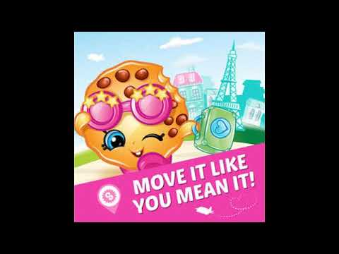 Shopkins World Vacation - Move It Like You Mean It (English)