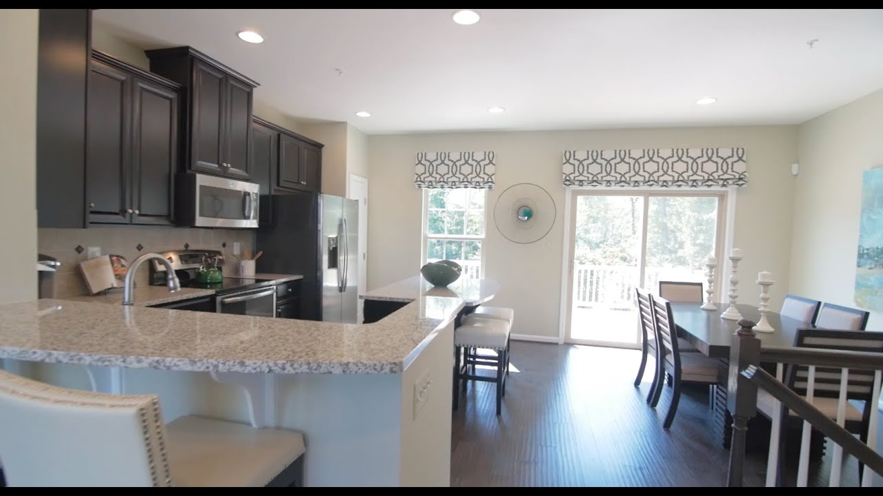 ryan homes beethoven model tour youtube