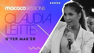 Смотреть клип Claudia Leitte - D'yer Mak'er