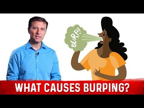 What Causes Burping?