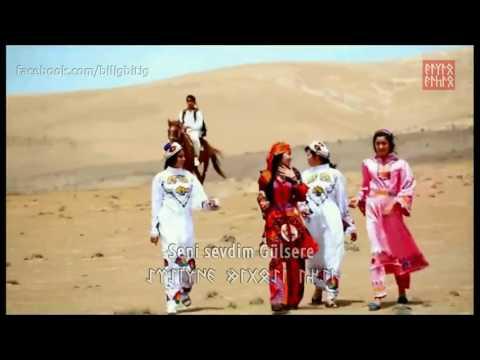 Gülsara..Harika bir Özbekistan şarkısı