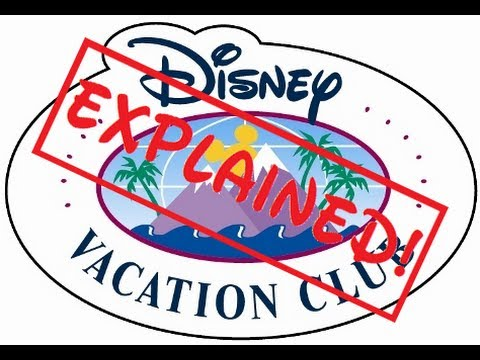 Disney Vacation Club Explained!