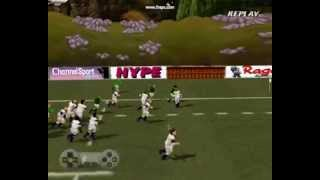 Jonah Lomu Rugby : Best tries on Playstation one