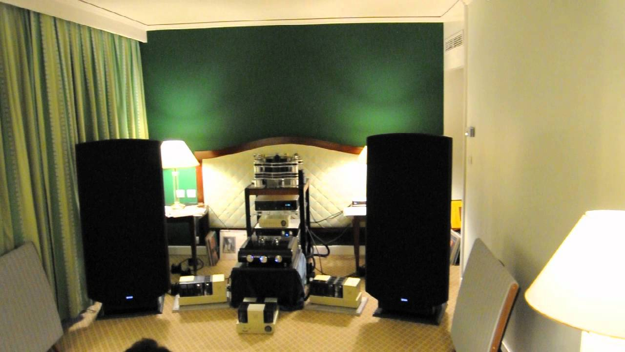how to electrostatic speakers work