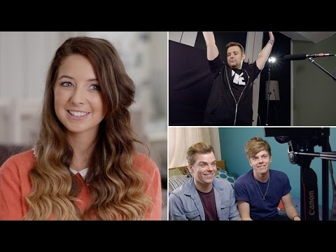 The Creators | OFFICIAL Documentary Film feat. Zoella, TomSka NikiNSammy from YouTube · Duration:  30 minutes 15 seconds