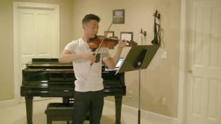 vuclip [Goblin 도깨비 鬼怪 OST] 크러쉬 Crush - Beautiful - Violin Cover