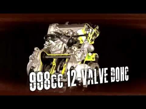 Yamaha YXZ1000R UTV - Engine Overview