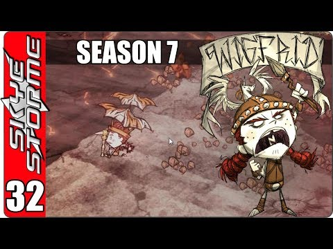 Dont Starve Shipwrecked S7E32 ► OBSIDIAN SUICIDE! ◀