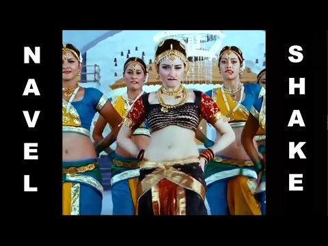Tamanna Extraordinary Navel Shake