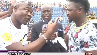 Ghana Boxing - Prime Sports (17-8-17)