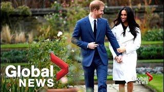 Prince Harry and Meghan expecting baby, Kensington Palace says