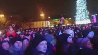 2019 Christmas & New Year Concert in Sofia Square (kyiv) Ukrainian Folk Music Vol1