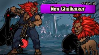 Battle Cats x Street Fighter   New Challenger   Sekia Goshoha (Akuma Stage)