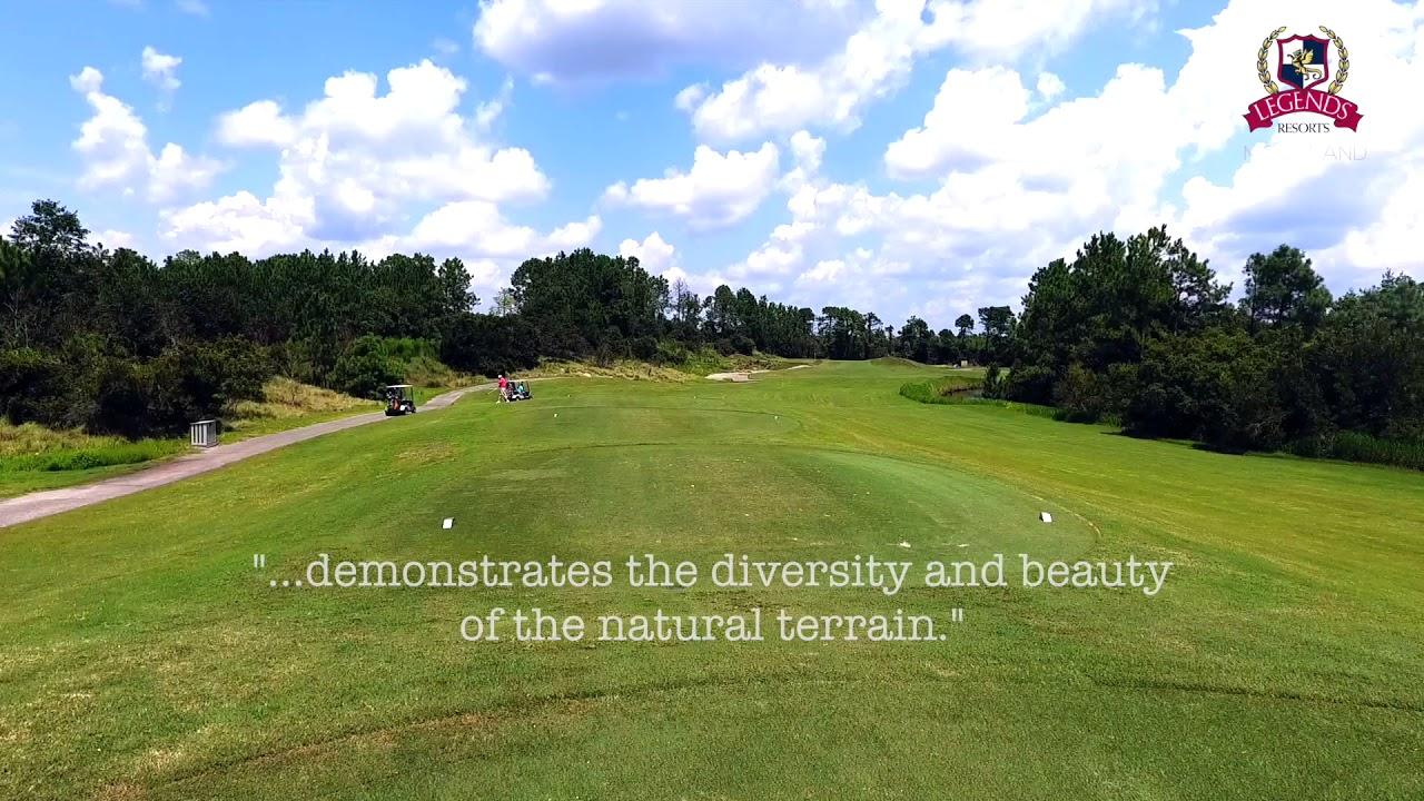 Legends Golf Resort Moorland 16 Hole Spotlight From Myrtle Beach Holiday