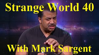 Flat Earth Mainstream Media Explosion - SW40 - Mark Sargent ✅