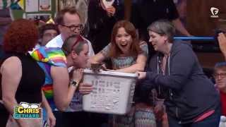"""Ellie Kemper in """"The Most Positive 3 Minutes in Television History"""" 