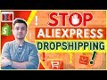 HOW TO GO FROM ALIEXPRESS DROPSHIPPING TO PRIVATE LABEL SHOPIFY BRAND!